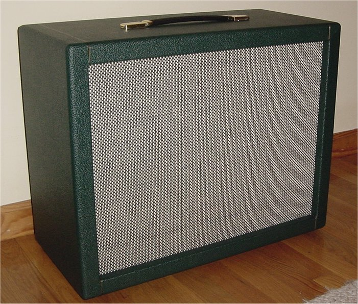 The 2x12 Style II Cabinet