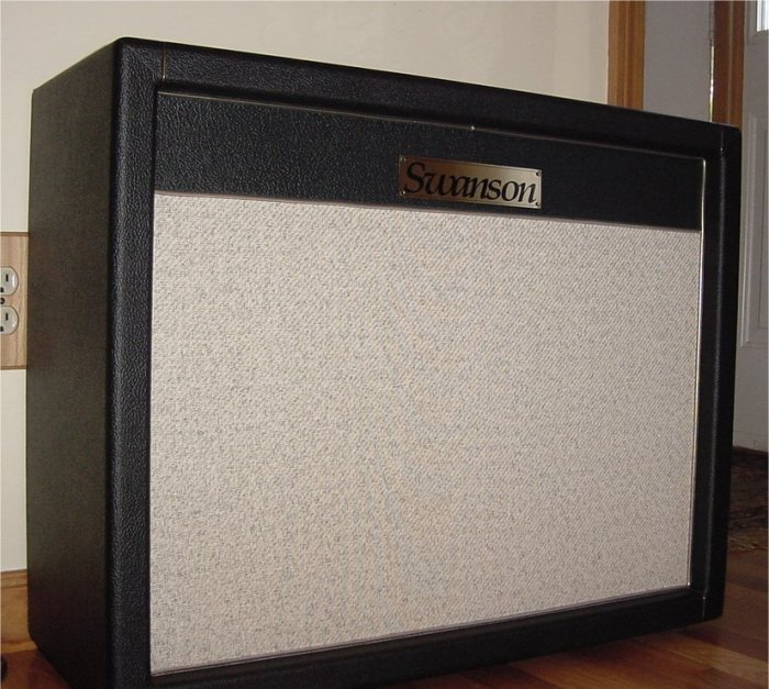 The 2x12 Style I Cabinet